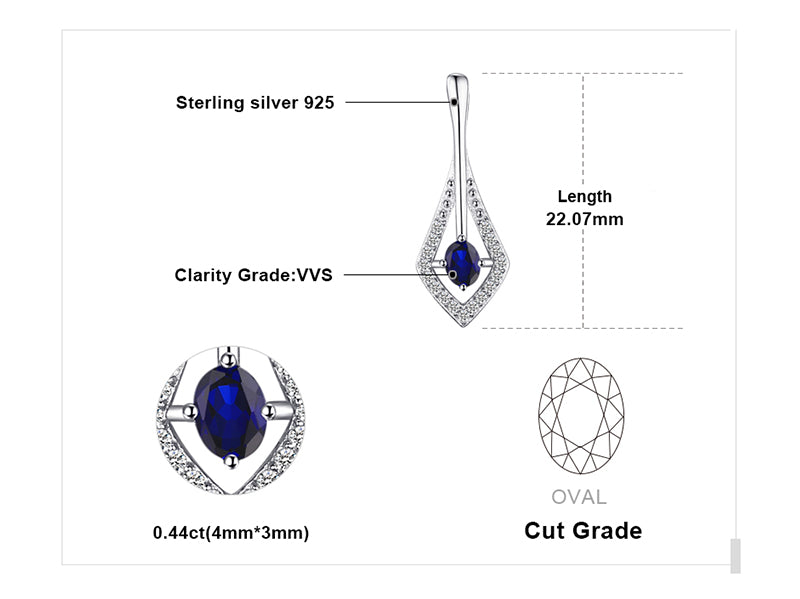 Earrings : E1044C