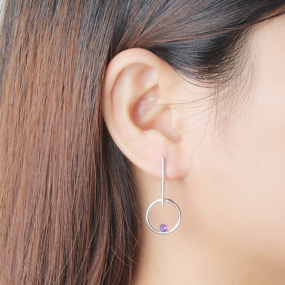 Earrings : E1055C