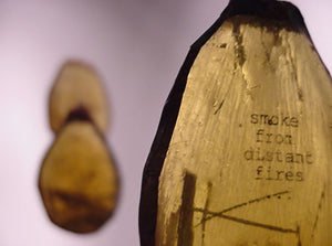 Dust and Chaff Stories Installation. 2000