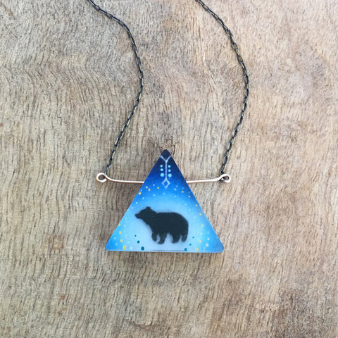 Bear Powers Necklace