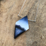 Druzy Hills Necklace
