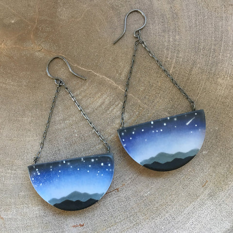 Hills Earrings