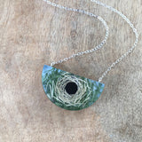 Half Moon Nest Necklace