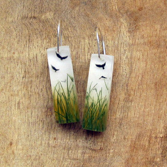 Rise earrings
