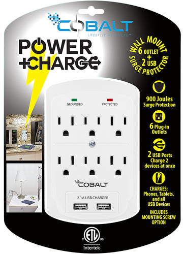 Wall Mounted Surge Protector