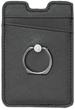 Leather Wallet Ring