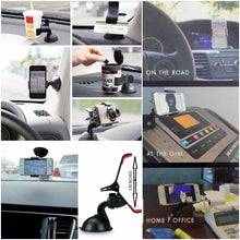 Multi-Functional Car Mount with Clip