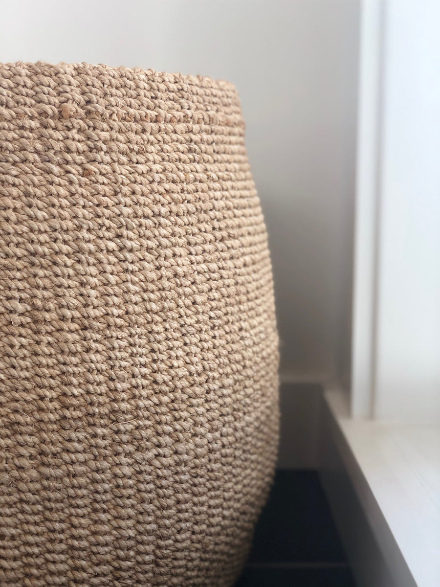 Abaca Basket | Large