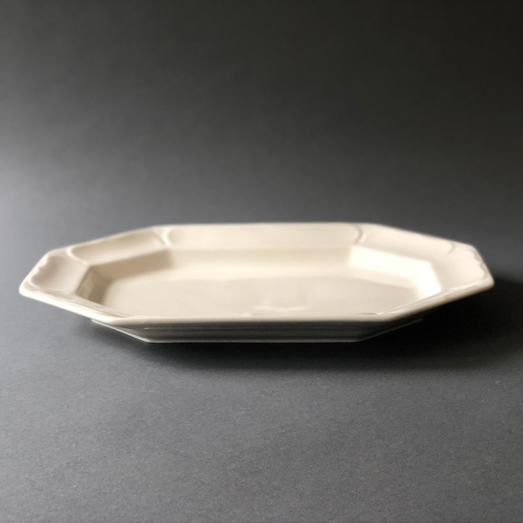 French Hexagonal Serving Platter