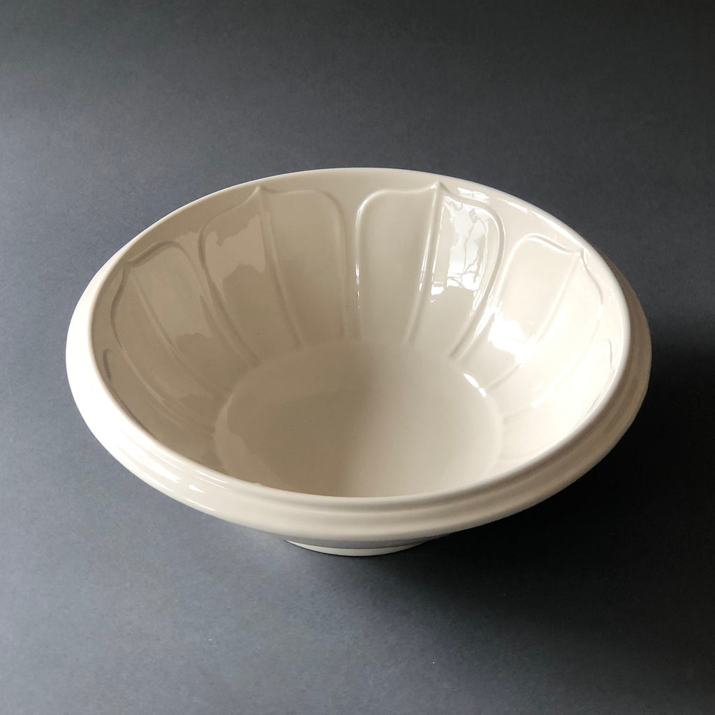 Lotus Leaf Serving Bowl