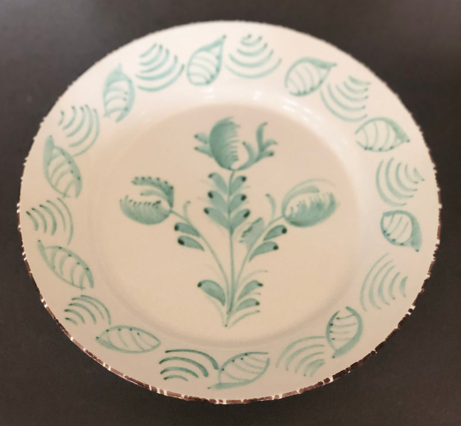 Hand-Painted Portuguese Plates