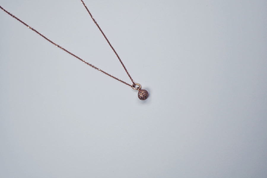 Rose gold 18kt necklace
