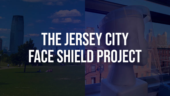 The Jersey City Face Shield Project