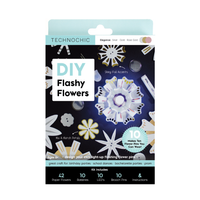 DIY Light Up Flashy Flowers Kit - Makes 10 Projects