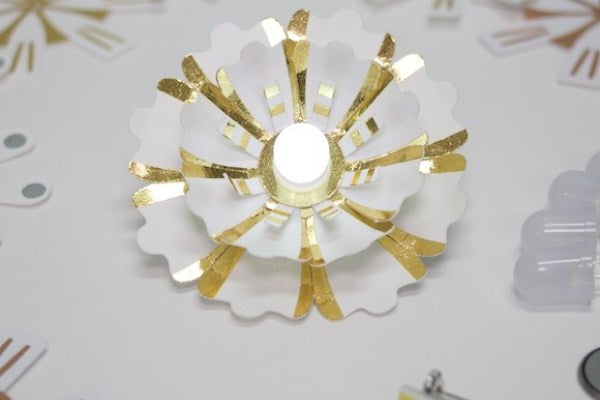 DIY Light Up Flashy Flowers Kit