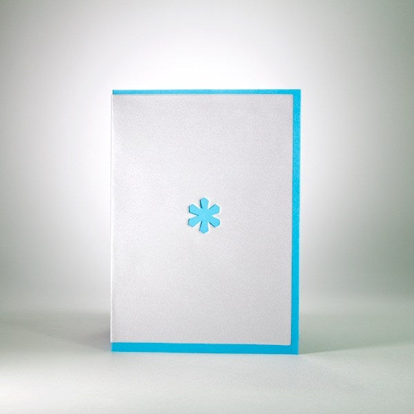 DIY Light-Up Pop-Up Card Kit - Snowflake