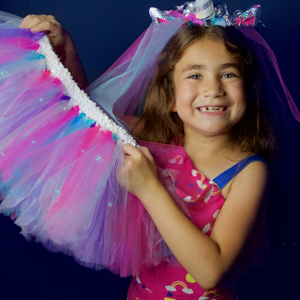 "DIY Light-Up ""Twinkling Tutu"" Kit"