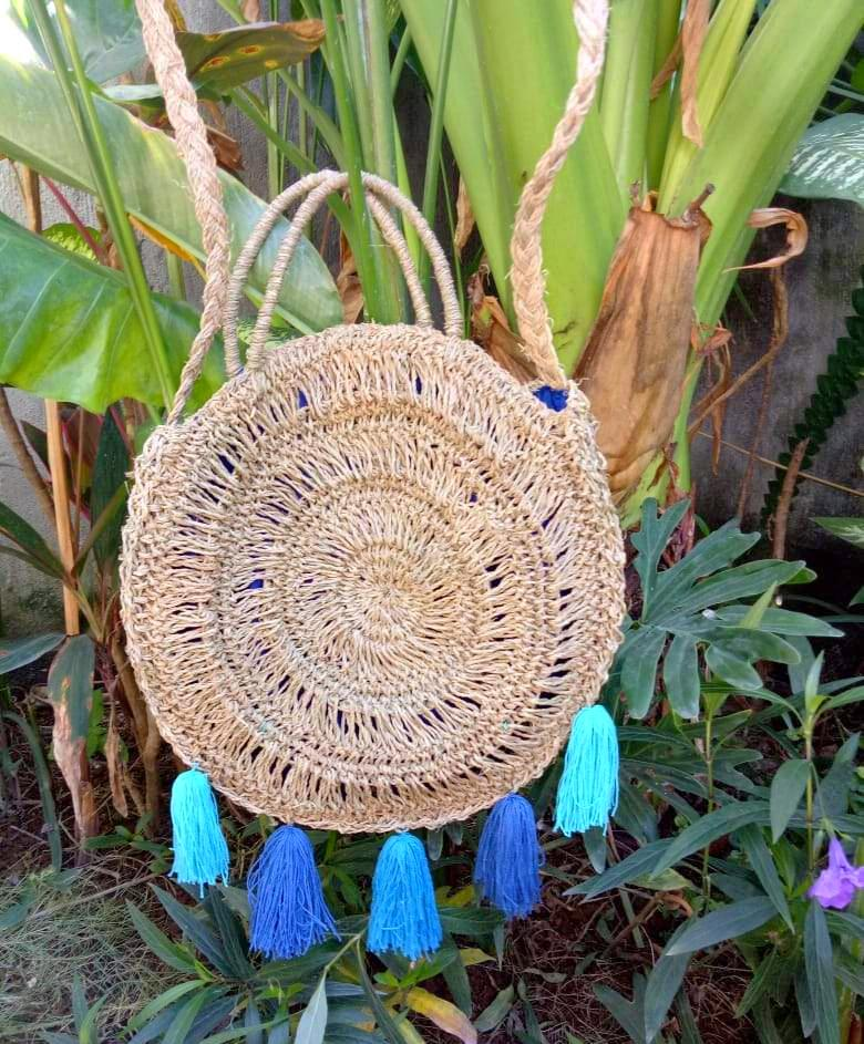 Batu Bag Blue