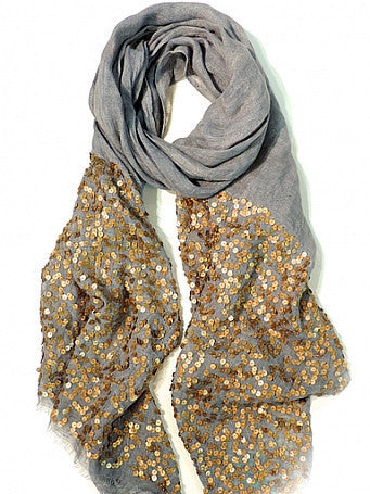 Sequins Scarf