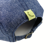 Chambray Camp Cap