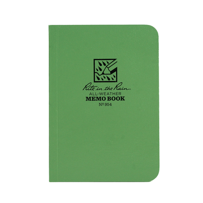 All-Weather Memo Book