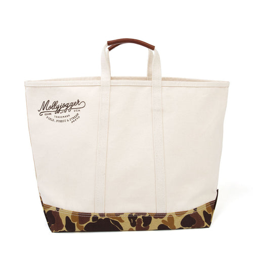 Duck Canvas Tote