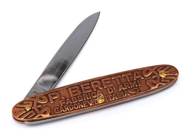Red Stag Knife