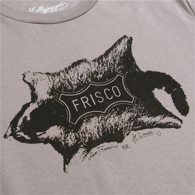 Frisco Legend of the Raccoon Skin