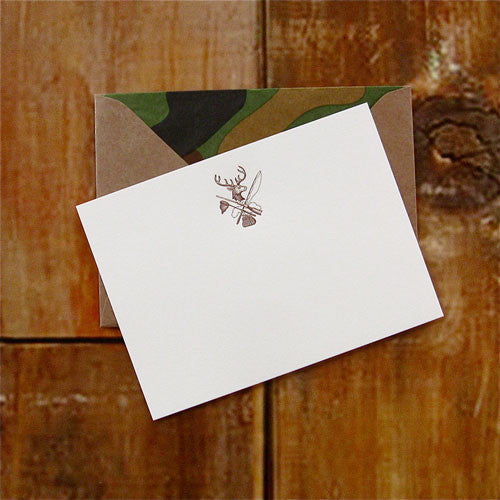 Sporting Club Notecards