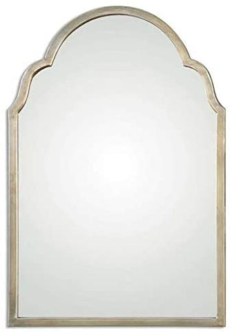 Gold Moroccan Mirror
