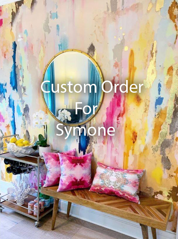 Custom Coronado Wall Mural 10' high x 10' wide for Symone