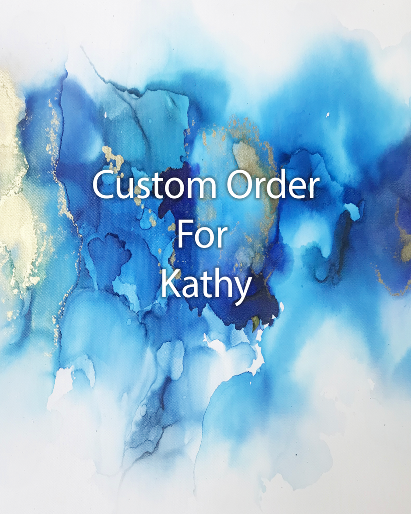 "Custom Marina Wall Mural for Kathy Set of two 106"" tall x 85"" wide"