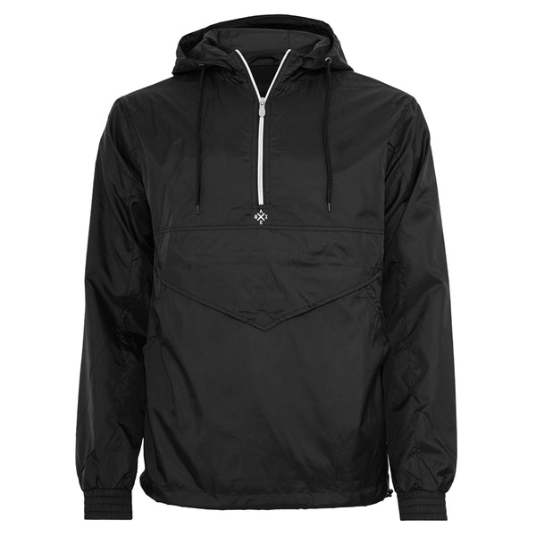 Rainy Daze Windbreaker (Black)