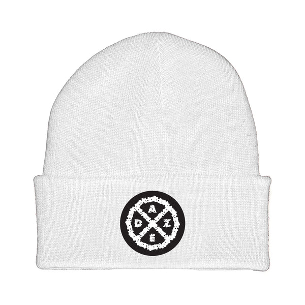 Worldwide Beanie (White)