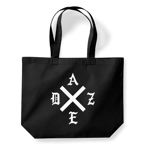 X Tote Bag (Black)