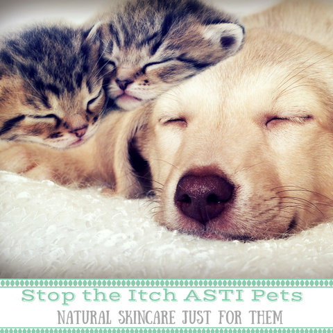 Stop the Itch by ASTI Pets