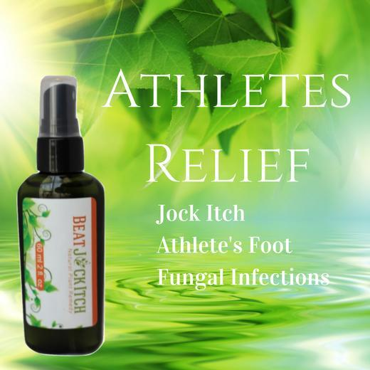 Athletes Relief