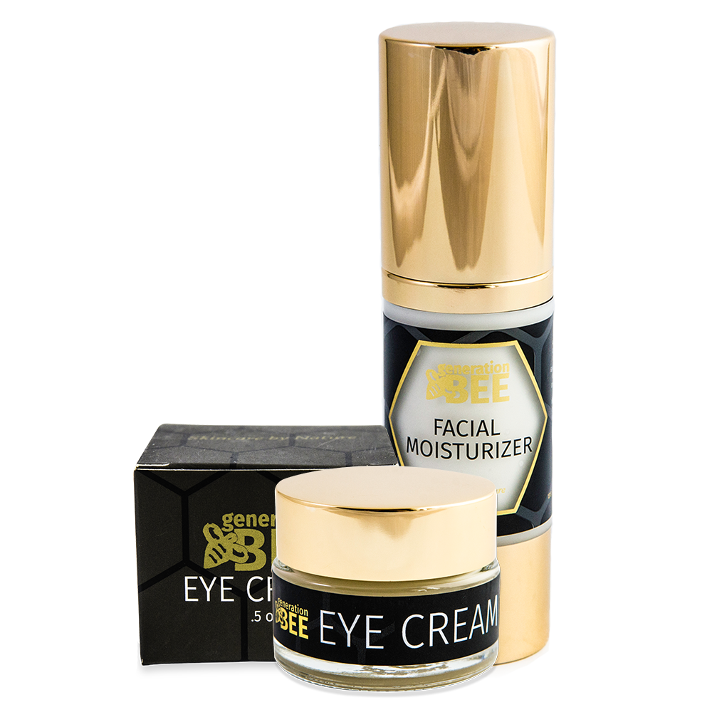 Eye Cream & Facial Moisturizer Gift Set