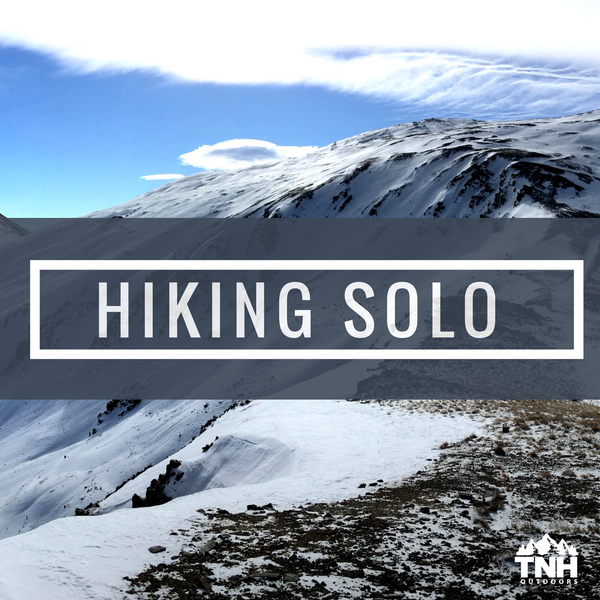 The joys of a solo hiker
