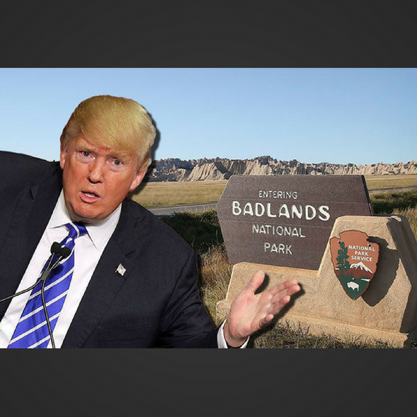 Trump on National Parks