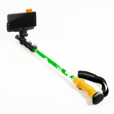 Easy Lock - Trekking Poles With Selfie Attachment