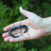 TNH Outdoors Wire Gate Carabiner Clips