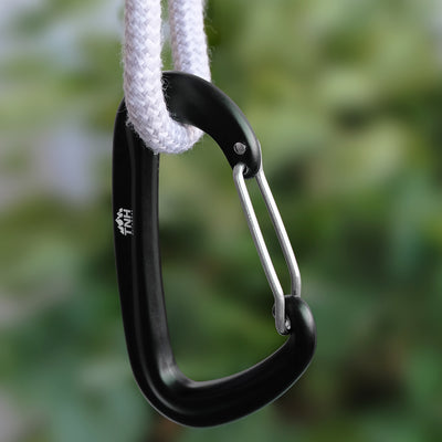 Z Clips - Aluminum Wire Gate Carabiner Clips