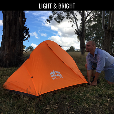 A Series | Wai - One Person Tent