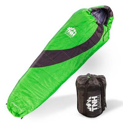 The 32 F Mummy Sleeping Bag