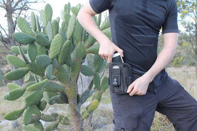 Cell Phone & GPS Pouch