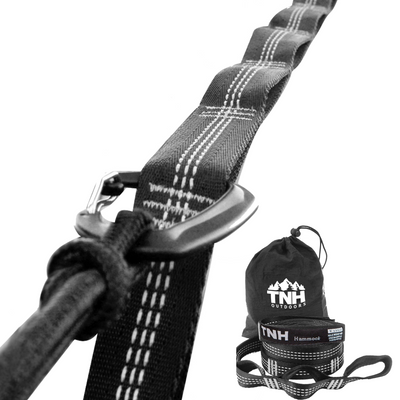 Facile Set - 9' Hammock Tree Straps
