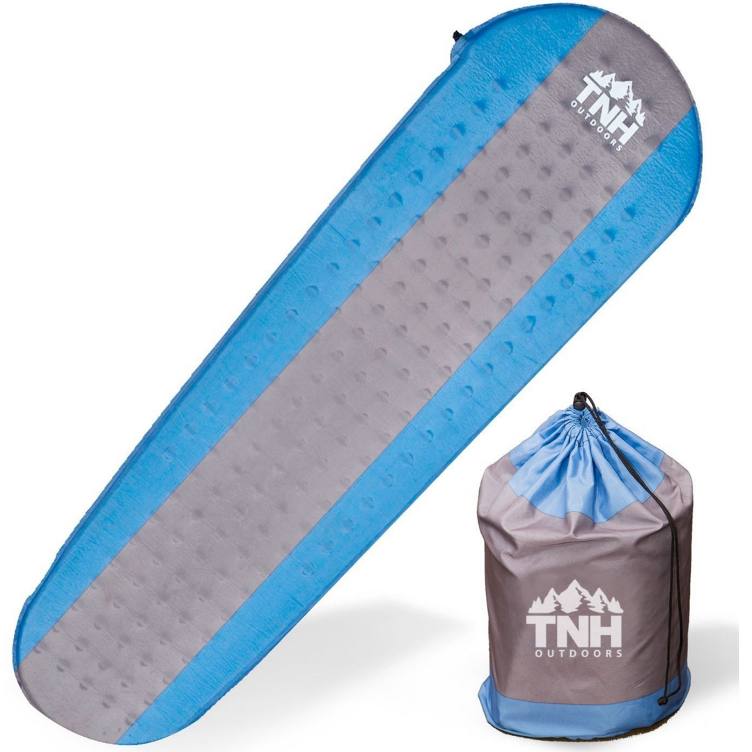 Rapid Rise - Self Inflating Sleeping Pad