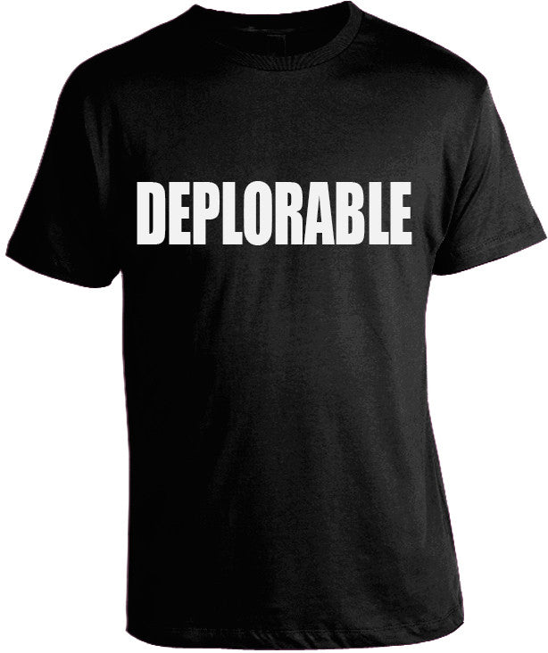 Deplorable Shirt by Tee Shop USA