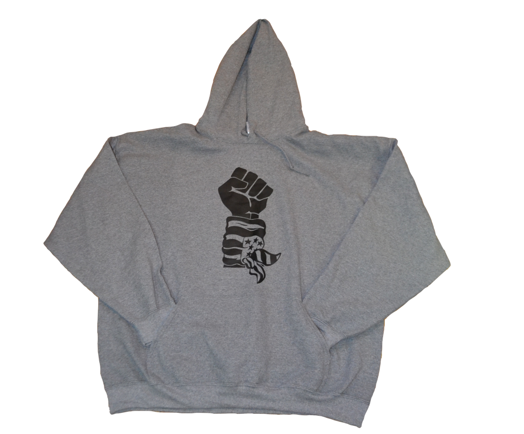 Signature Fist Logo Hooded Sweatshirt